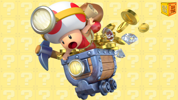 Captain Toad Treasure Tracker Opinión