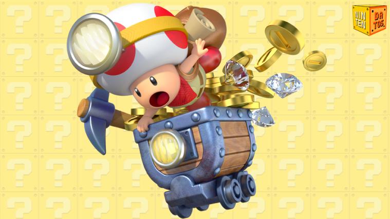 Captain Toad Treasure Tracker Opinión