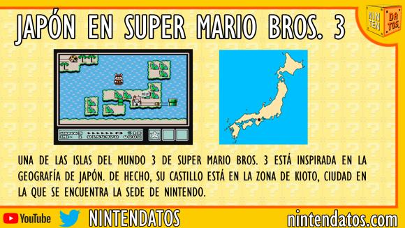 Japón en Super Mario Bros. 3