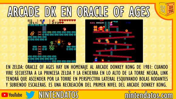 arcade dk en oracle of ages