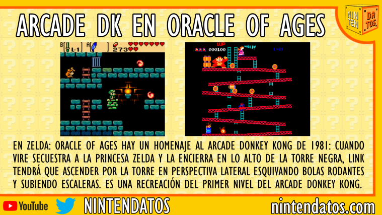 arcade dk en oracle of ages