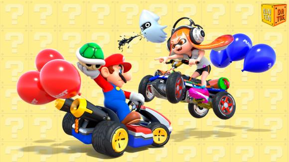 Mario Kart 8 Deluxe Opinión