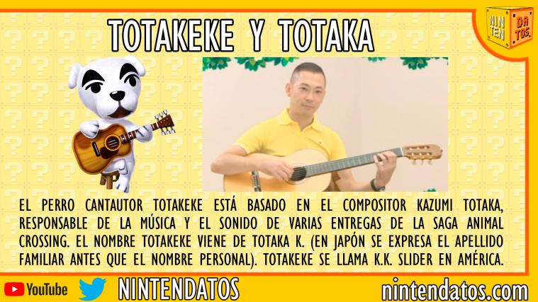 Totakeke y Totaka