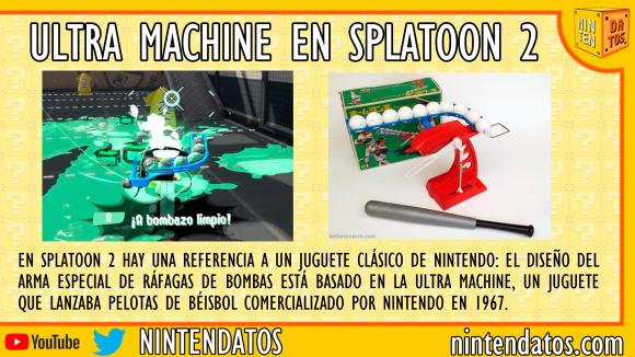 Ultra Machine en Splatoon 2