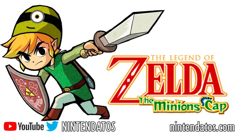 Zelda The Minions Cap